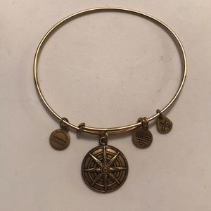 Alex and Ani Star of Venus Charm Expand Bracelet